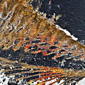 Cruciform Bollard 2 detail, Pier 8