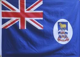 Falkland Island Flag 1948-1999