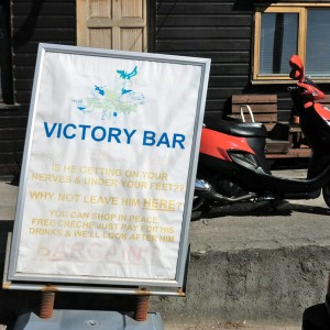 Victory Bar, Stanley