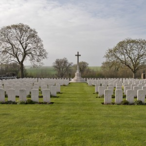 Marcoing British Cemetery