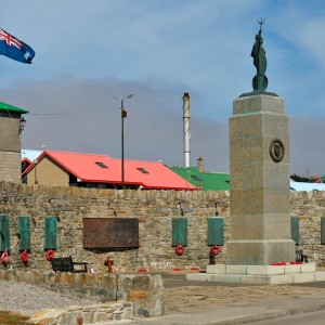 Falklands War Memorial, Stanley