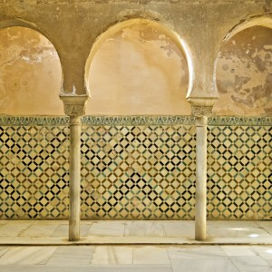 Royal Baths, Alhambra, Granada