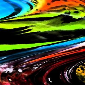 Swirl of Glass