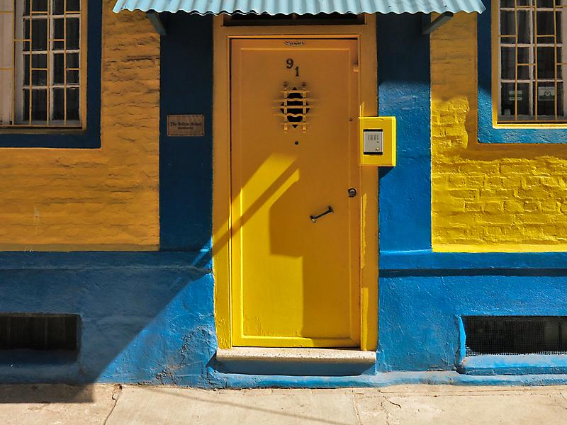 The Yellow House Valparaíso