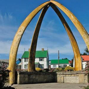 Whalebone Memorial, Stanley