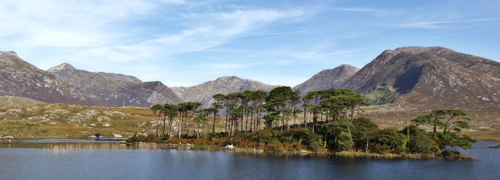 Classic Connemara - Lough Shindilla, County Galway
