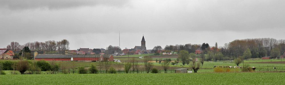 Passendaele Village