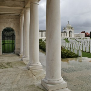 Tyne Cot Cemetery and Memorial to the Missing